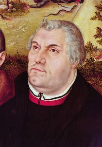 Martin Luther, 1526 von German School