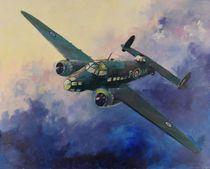 Hudson bomber by Geoff Amos