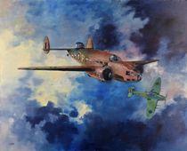 Hudson and Hurricane von Geoff Amos