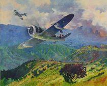 RAF Thunderbolts in S.E. Asia von Geoff Amos