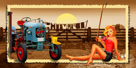 Country-life-pin-up-traktor