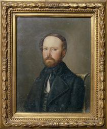 Bernhard of Bismarck, 1844 by E. Boltz
