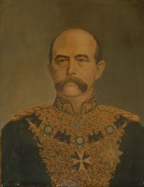 Prince Otto von Bismarck in Diplomat's Uniform by German School