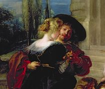 The Garden of Love, c.1630-32 by Peter Paul Rubens