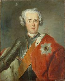 Crown Prince Frederick II, c.1740 by Antoine Pesne