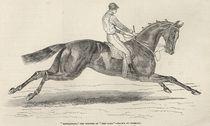 'Refraction', the winner of 'The Oaks' by John Frederick Herring Snr