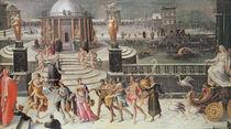 Triumph of Winter von Antoine Caron
