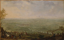 The End of the Siege of Olomouc by Franz Paul Findenigg