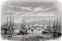 Athens: general view of the Piraeus von English School