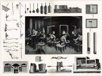Glass manufacture von English School