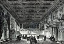 Sala del Maggior Consiglio by English School