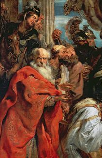Adoration of the Magi, 1624 by Peter Paul Rubens