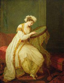 A Turkish Woman, 1773 by Angelica Kauffmann