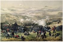 The Battle of Inkerman, 5th November 1854 by Andrew Maclure