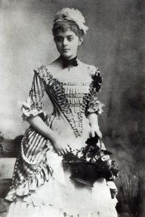 Baroness Mary Vetsera, c.1880s by Austrian Photographer