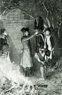Napoleon and Coignet von Felicien baron de Myrbach-Rheinfeld