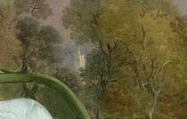 Mr and Mrs Andrews, c.1748-9 von Thomas Gainsborough
