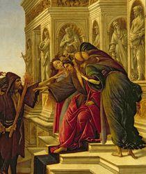 Calumny of Apelles, 1497-98