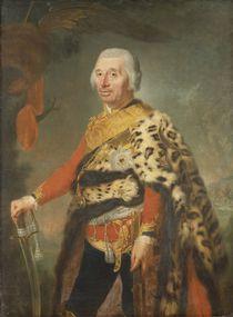 General von Zieten, 1769 by Anna Dorothea Therbusch