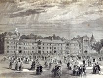 The Opening of Keble College by English School