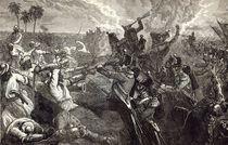The Battle of Ferozeshah von English School