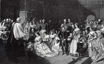 Marriage of the Princess Royal von John Phillip
