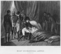 Last moments of Marshal Lannes von Denis-Auguste-Marie Raffet