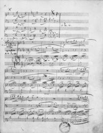 Ms.312, Phantasiestucke, Opus 88 by Robert Schumann