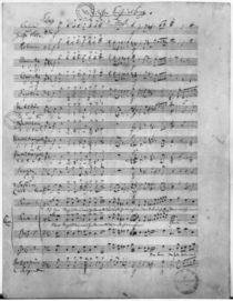 Ms.316, Three Lieder, Opus 65 by Robert Schumann