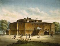 The theatre at Dresden von German School