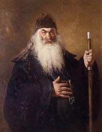 Protodiakon von Ilya Efimovich Repin