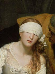 The Execution of Lady Jane Grey von Hippolyte Delaroche