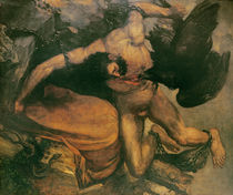 Prometheus by Francisco Jose de Goya y Lucientes