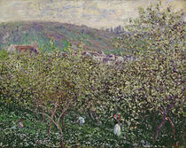 Fruit Pickers, 1879 von Claude Monet