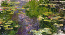 Waterlilies von Claude Monet