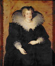 Marie de Medici, 1622 by Peter Paul Rubens