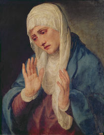 Mater Dolorosa, 1555 by Titian
