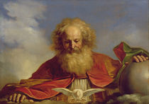 Padre Eterno by Guercino