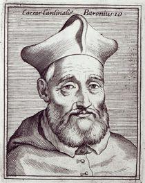 Cardinal Cesare Baronio by Italian School