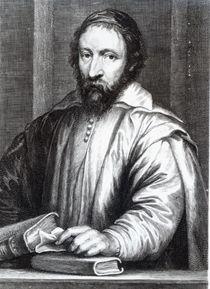 Nicolas Claude Fabri de Peiresc von Anthony van Dyck