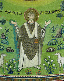 St. Apollinare von Byzantine School