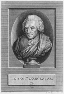 Charles Augustin de Ferriol by Jean Florent Defraine