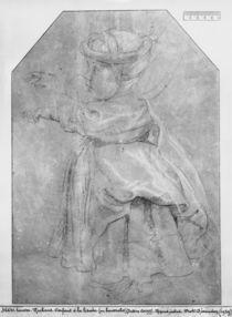 Portrait of Isabelle Helene Rubens von Peter Paul Rubens