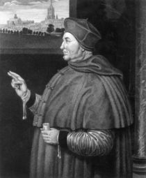 Cardinal Thomas Wolsey von Hans Holbein the Younger