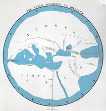 The world according to Hecataeus by English School