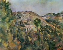 View of the Domaine Saint-Joseph by Paul Cezanne