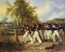 A Scene from the soldier's life by Carl Schulz