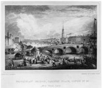 Broomielaw Bridge, Carlton Place by John Fleming