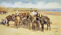 Tynemouth Sands, 1907 by John Atkinson