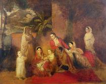 The Palmer Family, 1785 von Johann Zoffany